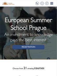 European Summer School homepage