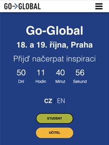 Go-Global homepage